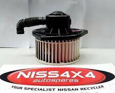 NISSAN NAVARA D22 HEATER FAN MOTOR GENUINE USED 1997-2015