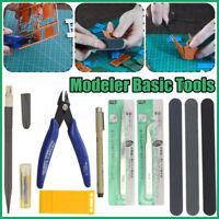 7PCS Fai da Te Modeler Basic Strumenti Set Craft Hobby Costruzione per Gundam