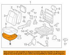 TOYOTA OEM 05-14 Tacoma Front Seat Bottom-Foam Cushion Pad Insert 71511AD010