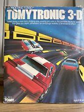 "Tomytronic 3D ""Thundering Turbo"" Electronic Game"
