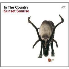 IN THE COUNTRY - SUNSET SUNRISE  CD NEU