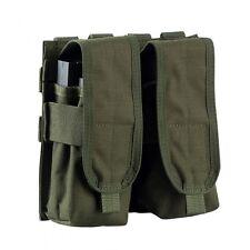 pochette porte chargeur molle kaki para airsoft famas 5,56 M4 M16 us militaire