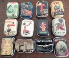 Vintage/Retro Unbranded Decorative Tins