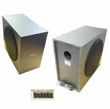 Philips Blu-Ray 3D Home Cinema Theatre Sub Subwoofer 4 ohms 166W +cable plug