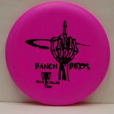 Discraft Magnet - Soft - Disc Golf Putter - 173g - Pink - Misprint
