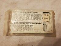 Vintage Polaroid Cutter Bar Attachments # 274 & # 274L For Land Cameras
