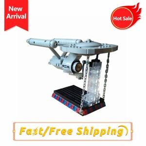 MOC Star Trek Enterprise NCC 1701 Airship Building Blocks Adults Kids Gift Toys