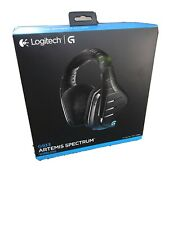 Logitech G933 Artemis Spectrum - RGB head phones with integrated microphone