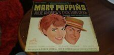 MARY POPPINS Walt Disney's RCA VICTOR Soundtrack CSO 111 Vinyl LP Various Artist