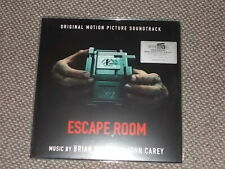 Escape Room OST - Soundtrack  LIMITED EDITION RED VINYL 180gr. 2LPs  NEU (2019)