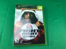 Fight Night: Round 2 (Xbox) BRAND NEW