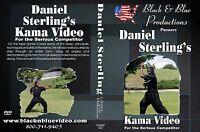 Daniel Sterling's Kamas Form Kata Instructional DVD