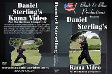 Daniel Sterling's Kama Form Kata Instructional DVD