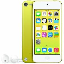 "NEW Apple iPod touch 5th Generation Yellow 16GB ""SEALED"" ""Unopened"" MP3 MP4"