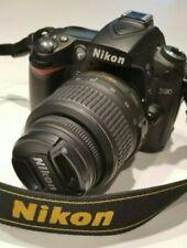 Nikon D90 12.3MP DSLR Camera  kit 18-55mm lens+3 batteries under 3k clicks