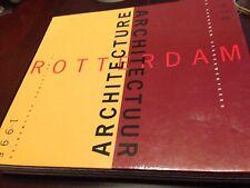 Rotterdam, the Netherlands, architecture 1970-1995, urban planning