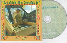 GLASS ANIMALS LIFE ITSELF RARE 1 TRACK PROMO CD