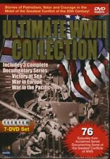 Ultimate WWII Collection (7 DVD set, 2006) - RARE - BRAND NEW SEALED - SHIP FREE