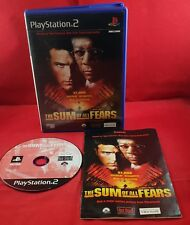 Sum of All Fears (Sony PlayStation 2)