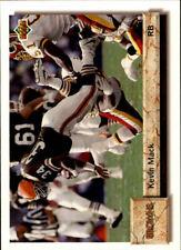 A2086- 1992 Upper Deck FB Card #s 250-500 +Rookies -You Pick- 10+ FREE US SHIP