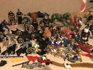 *RARE* Vintage Toys action figures games retro bundle 80s, 90s, 00s joblot