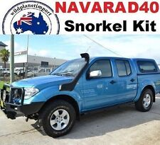 Snorkel Kit fits Nissan D40 Navara R51 Pathfinder 2005-2011 4x4 4WD Air Intake