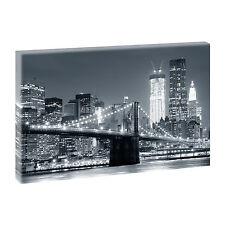 Top Bild Kunstdruck Fotoleinwand XXL New York  Wandbild 100 cm*65 cm 067