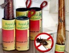 FLIEGENFÄNGER - 4er-Pack - Insekten ade - ohne einen Finger zu rühren! - NEU