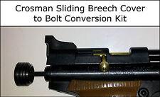 Crosman 1377 Sliding Breech Cover Conversion Kit  - To New Breech & Bolt
