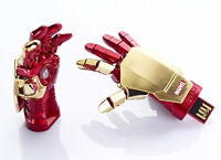 Hot Iron Man Memoria USB Memoria Flash Drive Pendrive Stick 4GB 8GB 16GB 32GB