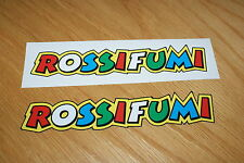"""Rossi """"THE DOCTOR"""" ROSSIFUMI Stickers (Pair)"""