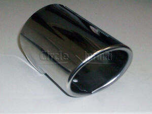 New OEM Infiniti M35 M45 Exhaust Chrome Tip 2006-2010