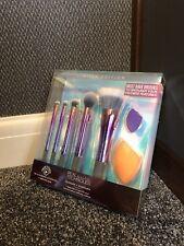 Genuine!! Real Techniques Illuminate & Accentuate Makeup Brush & Sponge Set