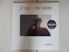 JJ CALE - STAY AROUND ~ LIMITED ED 2 x 180gsm VINYL LP + CD  - NEW/SEALED