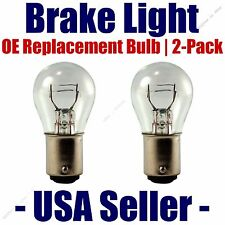 Stop/Brake Light Bulb 2pk - Fits Listed Audi Vehicles - 7225