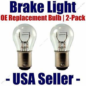 Stop/Brake Light Bulb 2pk - Fits Listed Mercedes-Benz Vehicles - 7225