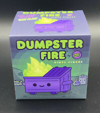 EVIL TRASH MISTRESS Dumpster Fire GLOW Entertainment Earth Exclusive IN HAND