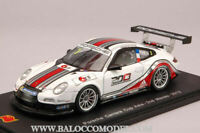 Model Car Scale 1:43 Spark Model Porsche Carrera 997 GT3 N.3 2nd Macau