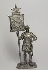 Soldado de juguete de plomo, portador Romano, rara, detallada, Coleccionable, Idea De Regalo