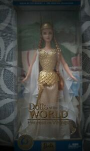 BARBIE DOLLS OF THE WORLD PRINCESS OF THE VIKING COLLECTOR EDITION NEW IN BOX