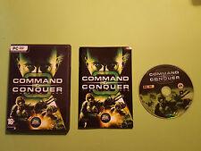 Command & Conquer Tiberium Wars - PC CD-ROM