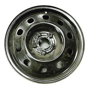 New 17X7.5 Black Steel Wheel for 2014-2016 Dodge Caravan 560-02485
