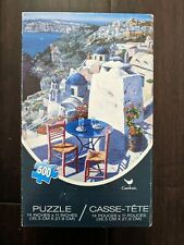 NEW Santorini Greece 500pc Jigsaw Puzzle