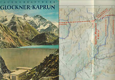 Götz, Tauern-Kraftwerk Glockner Kaprun, Wasserkraftwerk, Tauernkraftwerk, 1964