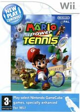 New Play Control! Mario Power Tennis (Wii) VideoGames