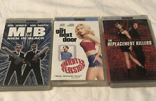 PSP UMD MOVIE LOT MIB ,The Replacement Killers, The Girl Next Door