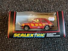 Ford Escort XR3 1984 C341 Vintage scalextric slot car