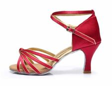 Ballroom Brand New Latin Dance Shoes for Women/Ladies/Girls/Tango&Salsa heeled