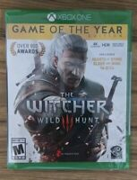 The Witcher 3: Wild Hunt XBOX ONE (Complete Edition) BRAND NEW SEALED