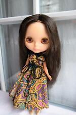 Vintage Kenner 1972 Blythe Brunette Changing Eyes Doll